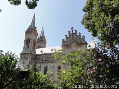 バトゥミの大聖堂