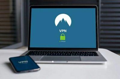 パソコンでVPN接続
