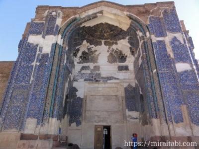 損傷したモスク