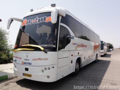 METRO社のバス