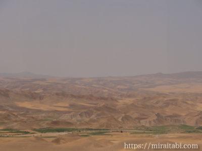 イランの大地