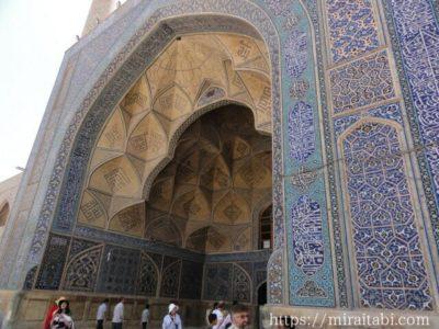 モスクのエイヴァーン