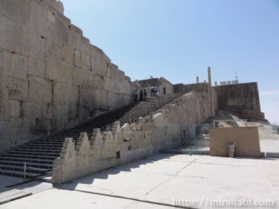 ペルセポリスの階段
