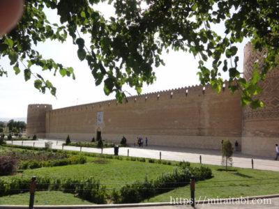 シラーズのキャリーム・ハーン城塞