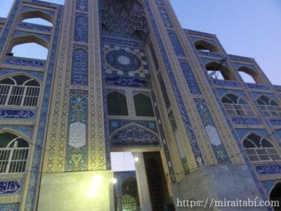 バンダル・アッバースのモスク