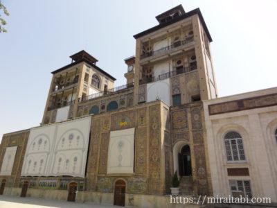 テヘランのゴレスターン宮殿