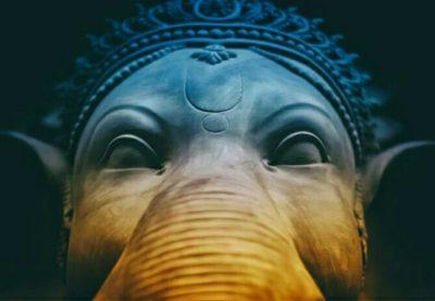ガネーシャ像
