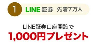 LINE証券の口座開設