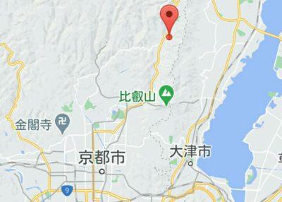 大原の地図