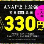ANAPのキャンペーン