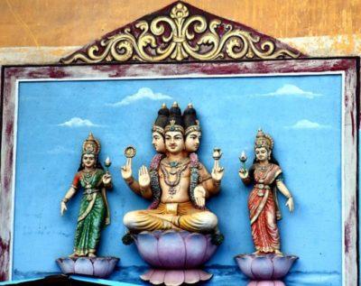 ブラフマー寺院